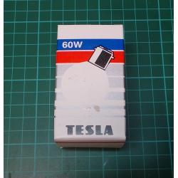 zarovka E14, G45 Tesla, 230V/60W