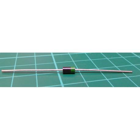 KY130/80 dioda uni 80V/0,3A DO41 zelený proužek