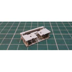 DIL IDC Male 16 Pin Connector, for Ribbon Cable