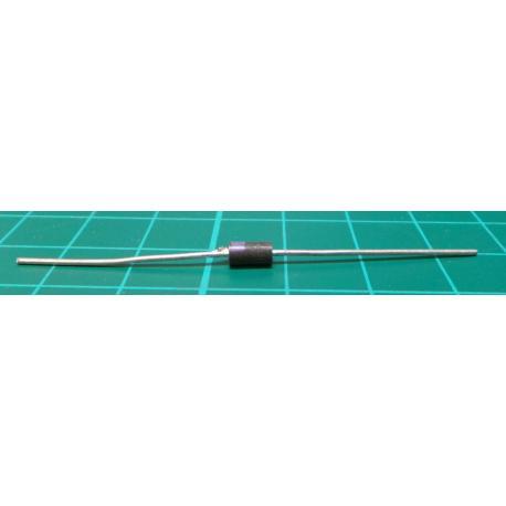 KY131 dioda uni 300V/0,7A DO41 fialový proužek