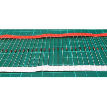 BAV21 dioda rychlá 250V/0,25A/50ns DO35