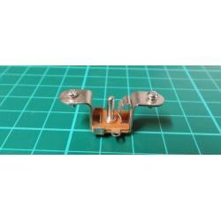 Napajeci zdirka 2.5mm panelova