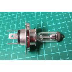 Žárovka halogen H4 12V 60/55W,patice P43t