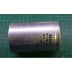 8200u/100V, 60x90mm, WK70443, Elektrolyt, kondenzator radialni