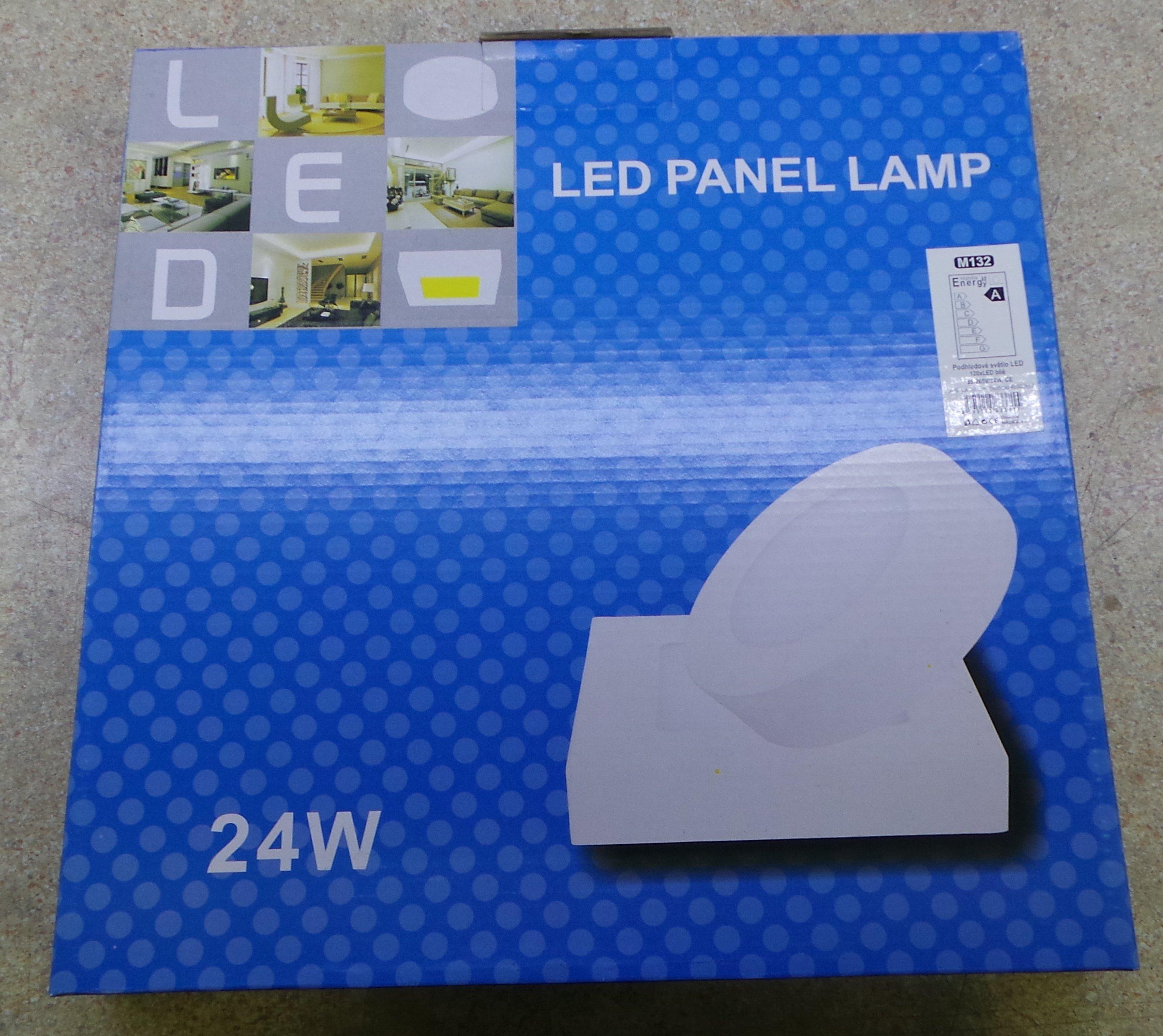 ceiling-light-led-24w-300x300mm-day-white-230v-24w-surface-mount Verwunderlich Gu 5.3 Led 230v Dekorationen