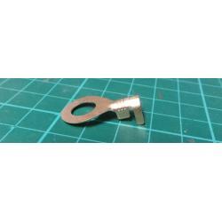 Oko kabelové 6,5mm neizolované (DJ431-6C), balení 100ks
