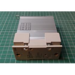 USED, 20A Solid State Relay, Din Rail Mounting