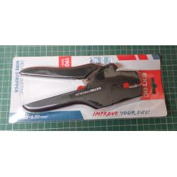 Automatic Wire Strippers, 190mm, Decent Quality