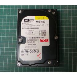 USED Hard Disk, Desktop, IDE, 160GB