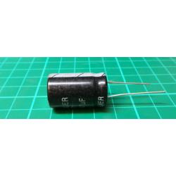 47u / 400V 105 ° 15x27x7,5mm, electrolytic capacitor radial