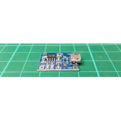 2/5/10PCS Mini Micro USB 1A TP4056 Lithium Battery Charging Charger Module Board