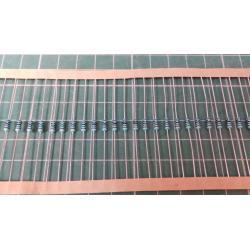 Rezistor: metal film, THT, 1kΩ, 0,6W, ±1%, Ø2,5x6,8mm, 50ppm/°C
