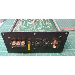 70W RMS Car amplifier, unused old stock