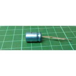 330u/16V 85, 10x16x5mm, ISKRA, elektrolyt. kondenzator radialni