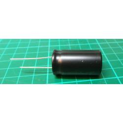 Capacitor: electrolytic, THT, 100uF, 400VDC, Ø18x31,5mm, ± 20%
