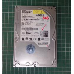 USED Hard Disk, Desktop, IDE, 30GB