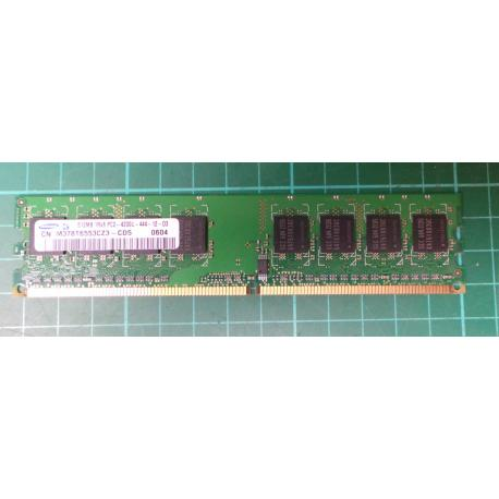 PC2-4200, 512MB