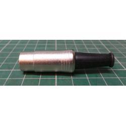 Metal DIN 5-pin plug