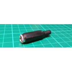 Line power socket 2.1x2.5mm diameter