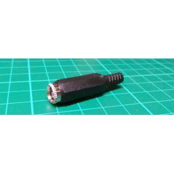 Line power socket 2.1x2.5mm diameter