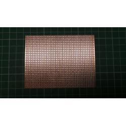 Stripboard, 75x100mm, 2.54mm Pitch