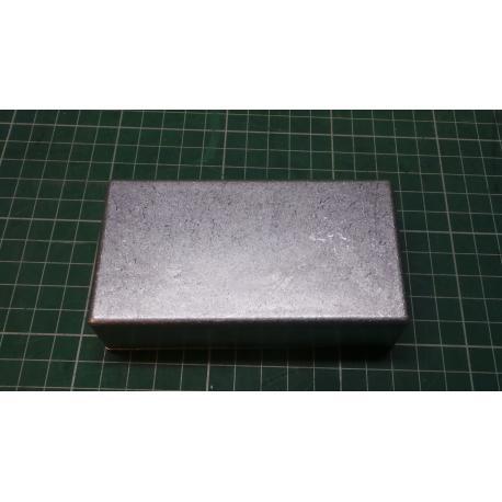 Kryt: univerzální, X:60mm, Y:111mm, Z:54mm, hliník