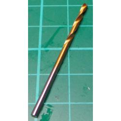 Drill Bit, 2mm, TIN