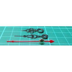 DIY Wall Mechanism Quartz Clock Repair Movement Hands Repair Kit TK