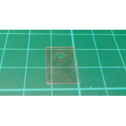 1000 x Silicon Thermal Heatsink Insulator Pads for TO-220 Transistor