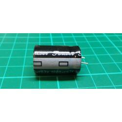 1000 / 63V 85 ° radial elektrolyt.kondenzátor