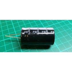 10000u / 35V 105 ° 25x40x15mm, electrolytic capacitor radial