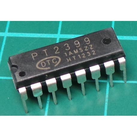 PT2399, Audio Echo IC