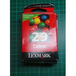 LEXMARK, 29 colour