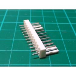 Pin, Header, 0.1, 12 way