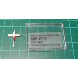 BSR ST 21, DSC-104