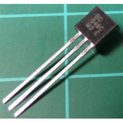 BC549CBK, NPN transistor, 30V, 100mA, 500mW