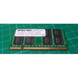 USED SODIMM, 1GB, DDR2-667, PC2-5300