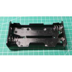Battery Holder, 4 x C