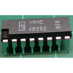 4035, 4-bit shift register