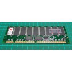 USED, SDRAM, 256MB, PC133, CL3, ECC