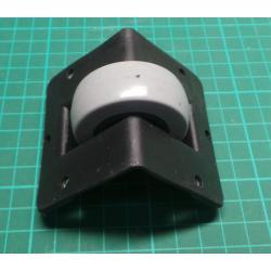 Speaker wheel, 50mm diameter