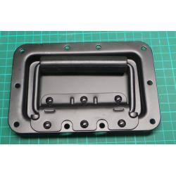 Metal Recessed Handle 150x100mm, load 50kg