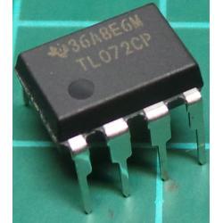 TL072, Dual JFET Op Amp