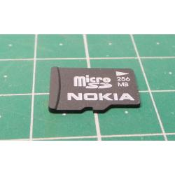 Micro SD, 256MB, CLass 6