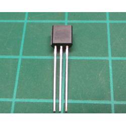 Transistor: N-JFET, unipolar, 625mW, TO92, 10mA