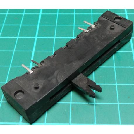 Slider, 1M, Lin, 68x12x16mm, Old Stock
