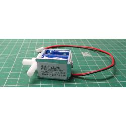 DC 12V Micro Electric Solenoid Valve N/C Normally Closed Water Air Valve Parts