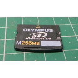 Used, XD, 256MB, No class