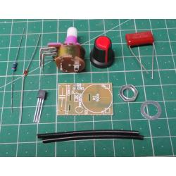 Triac dimmer 230V 100W - KIT
