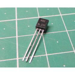 MPSA92 P 300V/0,5A 0,625W 50MHz TO92